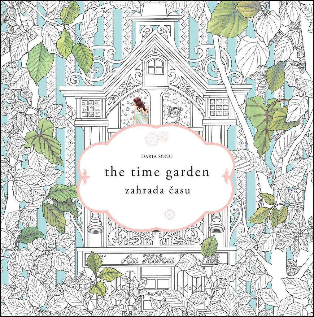 The time garden Zahrada času - Daria Song