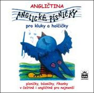 Obrázok Anglické písničky pro kluky a holčičky