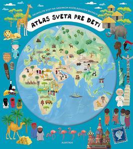 Obrázok Atlas sveta pre deti
