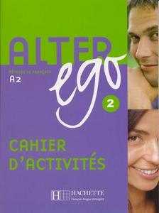 Obrázok Alter Ego 2 Pracovní sešit