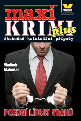 Obrázok Maxi Krimi plus Pozdní lítost vrahů
