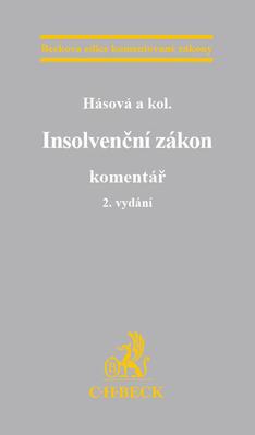 Obrázok Insolvenční zákon Komentář