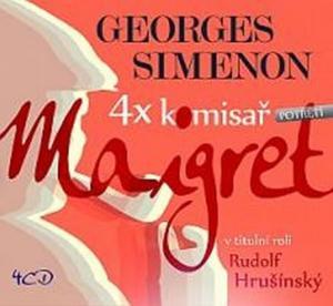 Obrázok Komplet komisař Maigret 14CD
