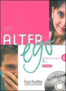 Obrázok Alter Ego 3 Učebnice
