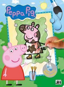 Obrázok Prasátko Peppa - omalovánka
