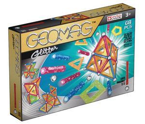 Obrázok Stavebnice Geomag Glitter 68 pcs