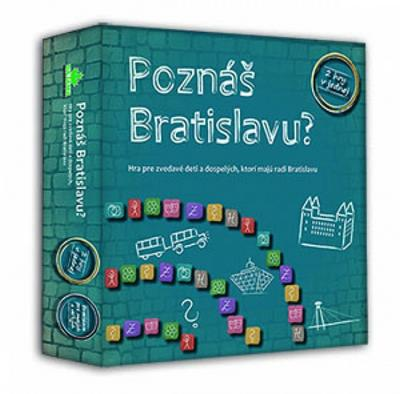 Obrázok Poznáš Bratislavu?