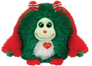 Obrázok Monstaz střední červeno/zelený vánoční