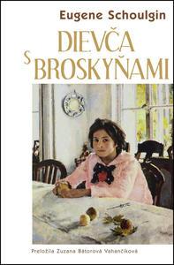 Obrázok Dievča s broskyňami