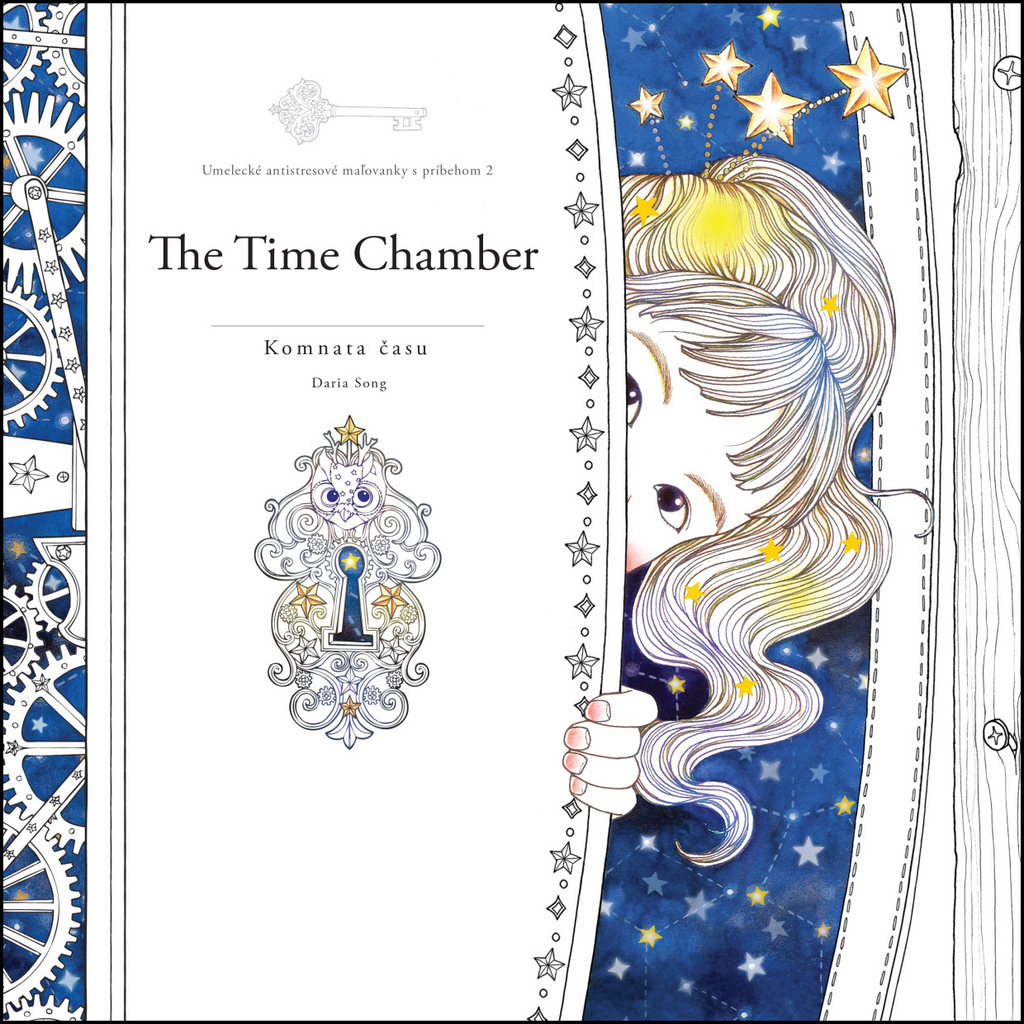 The Time Chamber Komnata času - Daria Song