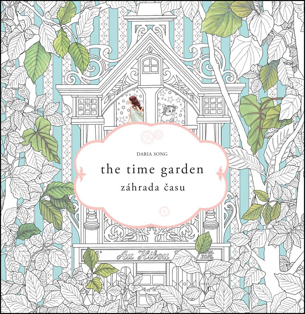 The time garden Záhrada času - Daria Song
