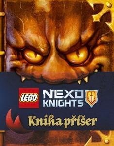 Obrázok LEGO NEXO KNIGHTS Kniha příšer