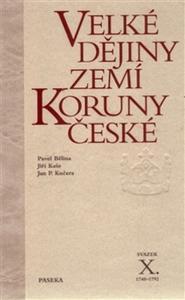 Obrázok Velké dějiny zemí Koruny české X.
