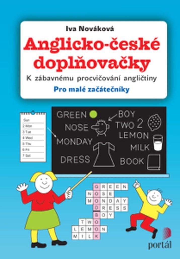 Anglicko-české doplňovačky - Iva Nováková