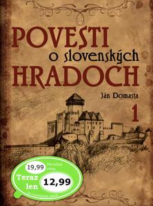 Obrázok Povesti o slovenských hradoch 1