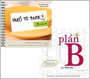 Obrázok Balíček Plán B, Hneď to bude!