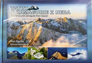 Obrázok Tatry a Zamagurie z neba