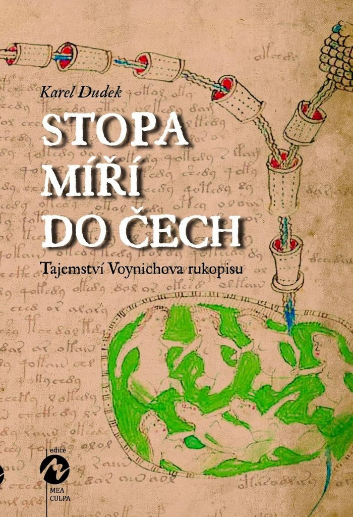 Stopa míří do Čech - Karel Dudek