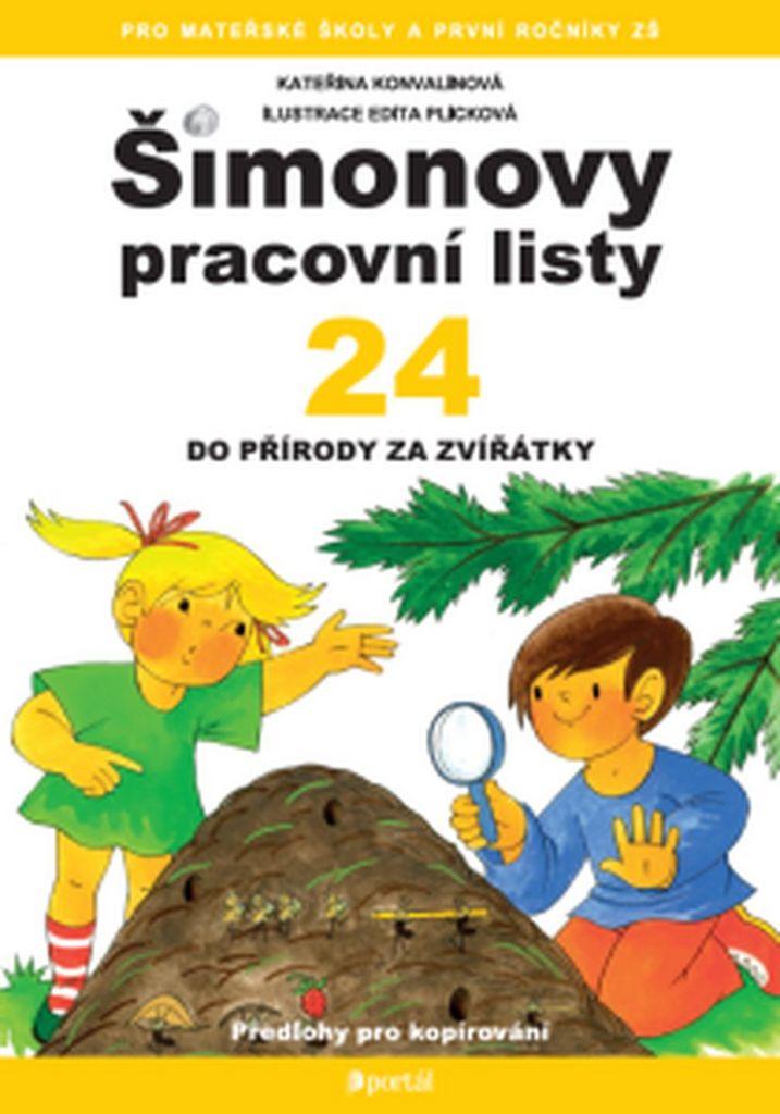 Šimonovy pracovní listy 24 - Kateřina Konvalinková
