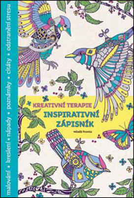 Obrázok Kreativní terapie Inspirativní zápisník