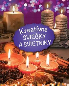 Obrázok Kreatívne sviečky a svietniky