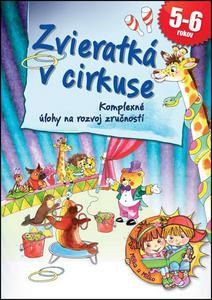 Obrázok Zvieratká v cirkuse
