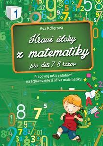 Obrázok Hravé úlohy z matematiky pre deti 7-8 rokov