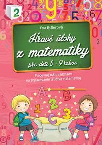 Obrázok Hravé úlohy z matematiky pre deti 8-9 rokov
