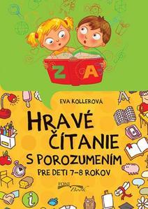 Obrázok Hravé čítanie s porozumením pre deti 7-8 rokov