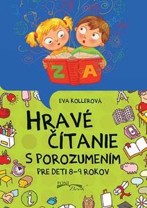 Obrázok Hravé čítanie s porozumením pre deti 8-9 rokov