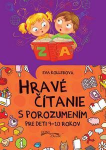Obrázok Hravé čítanie s porozumením pre deti 9-10 rokov