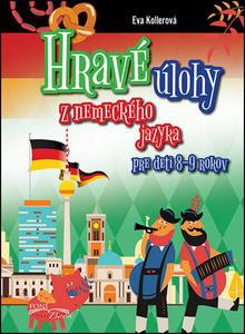 Obrázok Hravé úlohy z nemeckého jazyka pre deti 8-9 rokov