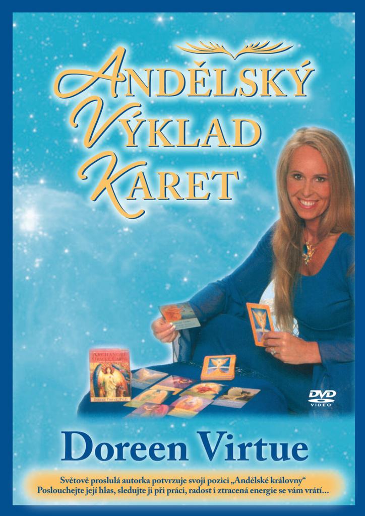 Andělský výklad karet - Doreen Virtue