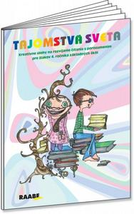 Obrázok Tajomstvá sveta Kreativné úlohy na rozvíjanie čítania s porozumením pre 4.ročník