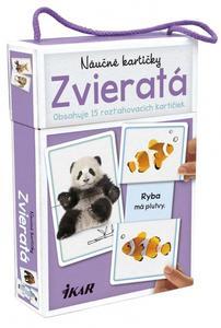 Obrázok Náučné kartičky Zvieratá