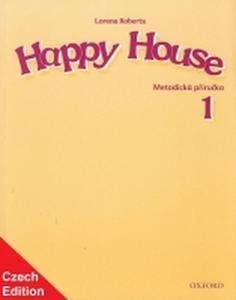 Obrázok Happy House 1 Metodická příručka