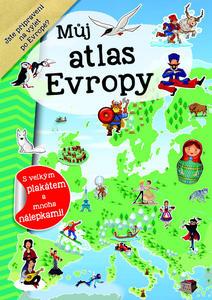 Obrázok Můj atlas Evropy