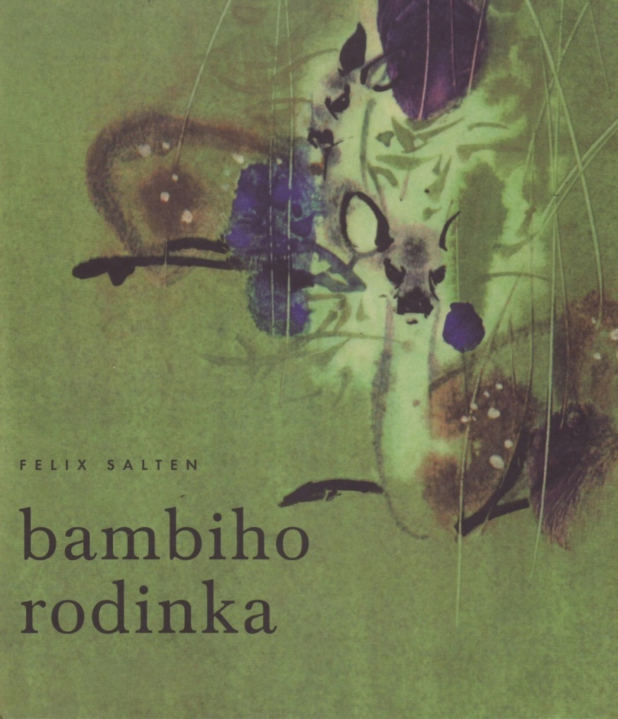Bambiho rodinka - Felix Salten