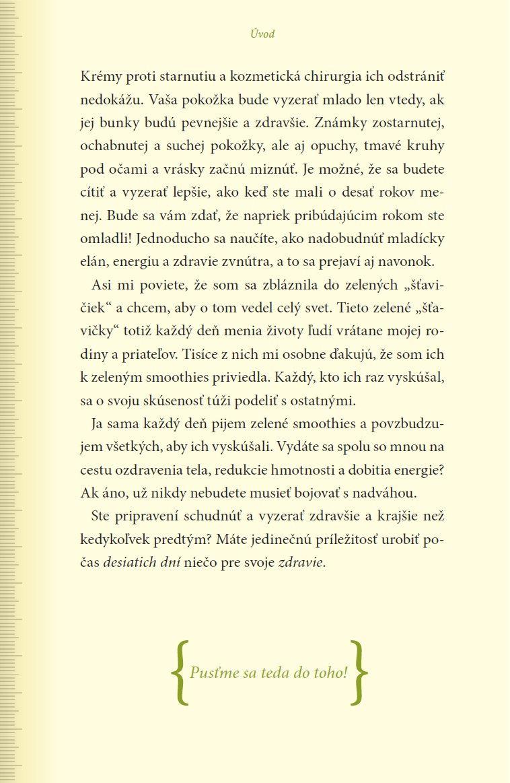 5dbb96a40 10-dňová očista so zelenými smoothies | KNIHCENTRUM.cz