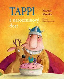 Obrázok Tappi a narozeninový dort