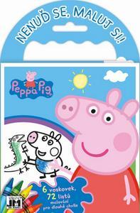 Obrázok Nenuď se, maluj si! Peppa Pig