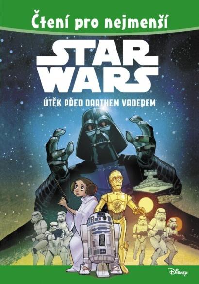 STAR WARS Útěk před Darthem Vaderem