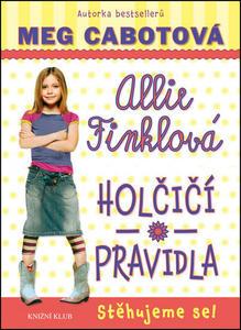Obrázok Allie Finklová Holčičí pravidla Stěhujeme se! (1)