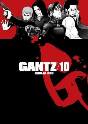 Obrázok Gantz 10