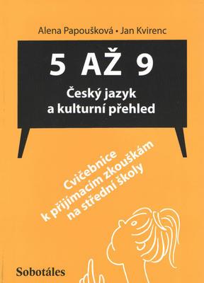 Obrázok 5 až 9 Český jazyk a kulturní přehled