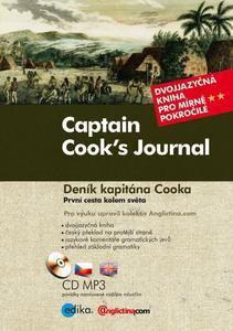 Obrázok Captain Cook's Journal Deník kapitána Cooka