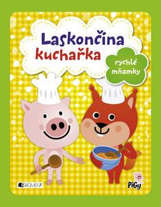 Obrázok Laskončina kuchařka rychlé mňamky