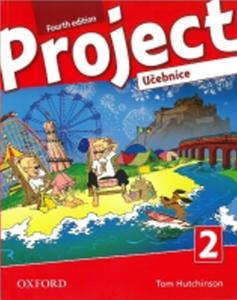 Obrázok Project Fourth Edition 2 Učebnice