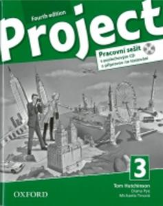 Obrázok Project Fourth Edition 3 Pracovní sešit