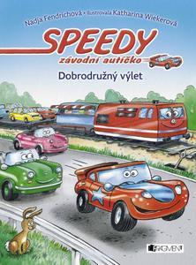 Obrázok Speedy závodní autíčko Dobrodružný výlet